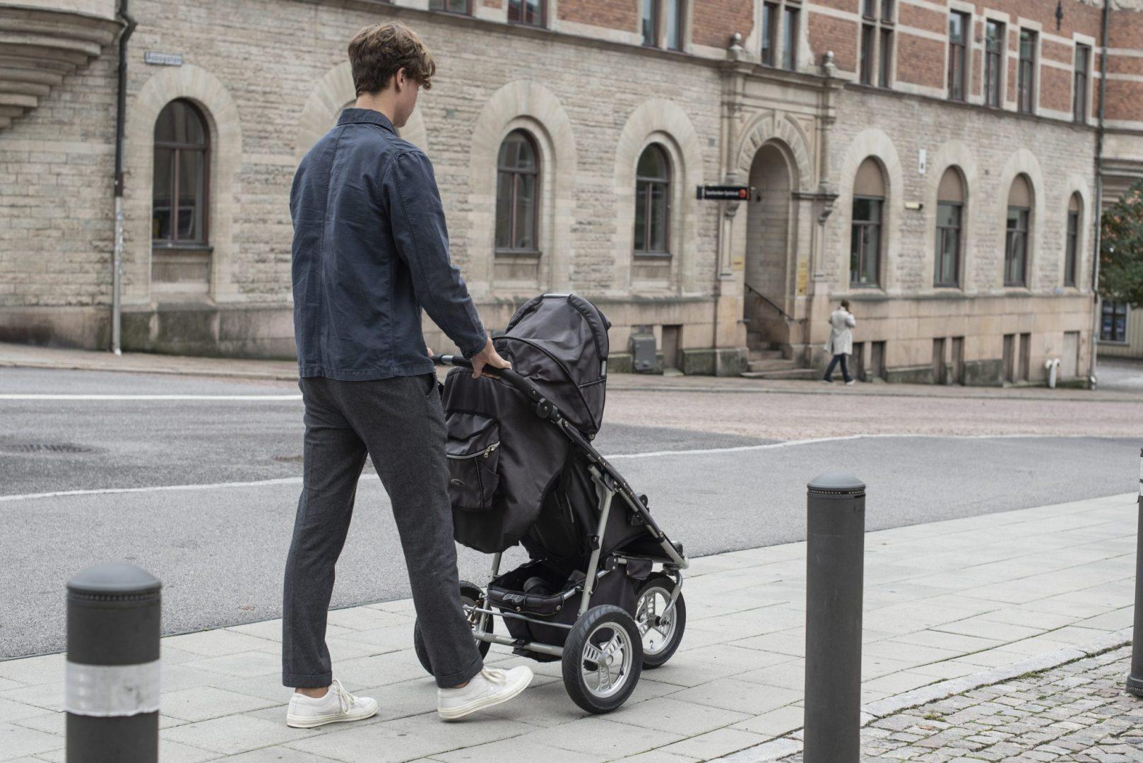 Barnvagnsreflexer